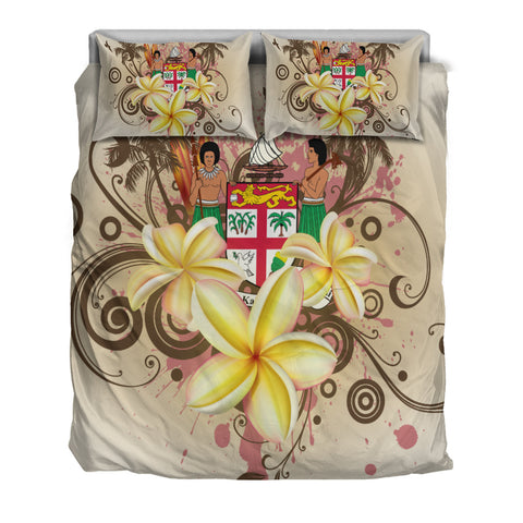 Fiji Polynesian Bedding Set - Summer Tropical - BN12