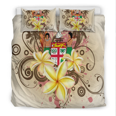 Image of Fiji Polynesian Bedding Set - Summer Tropical - BN12
