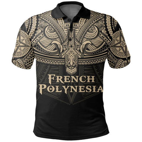 Image of Best French Polynesia - Polynesian Tattoo Polo Shirt A7 1ST
