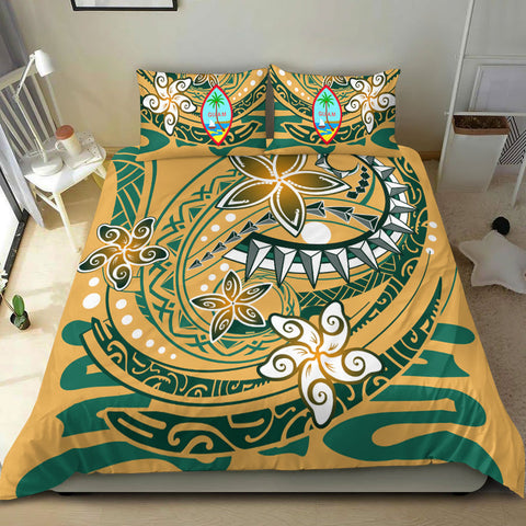 Image of Guam Bedding Set - Spring style - BN20