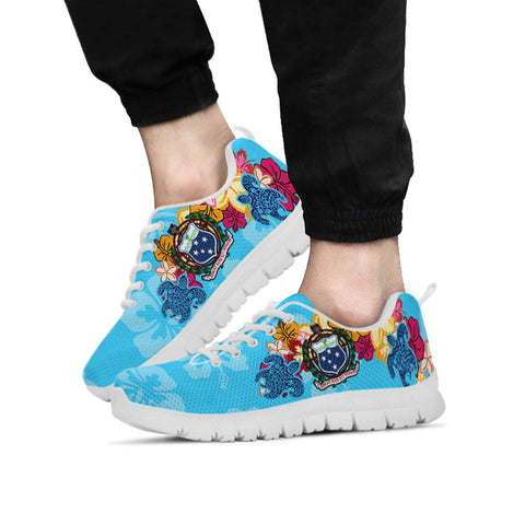 Samoa Sneakers - Tropical Style - BN01