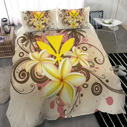 Hawaii Polynesian Bedding Set - Summer Tropical - BN12