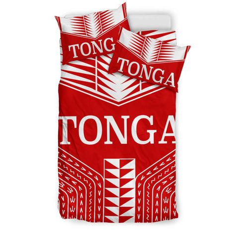 Tonga Pattern Bedding Set - BN12