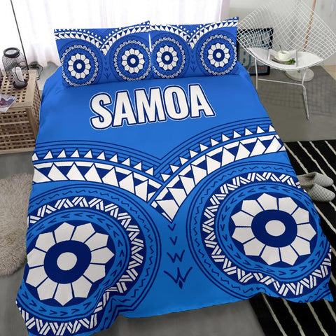 Samoa Tribal Pattern Bedding Set