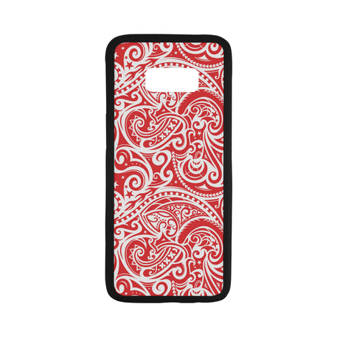 Polynesian 24 Rubber Phone Case Bn10
