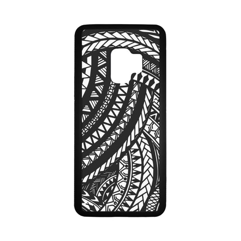 Polynesian 15 Rubber Phone Case Bn10