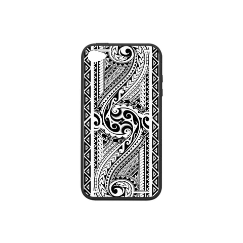 Polynesian 26 Rubber Phone Case Bn10