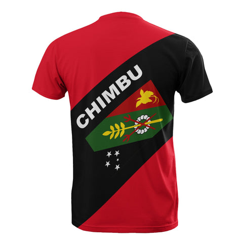 Image of Papua New Guinea T-Shirt - Chimbu Province - Bn10