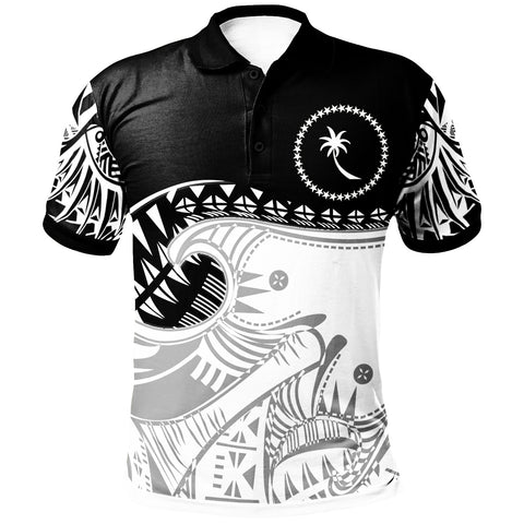 Image of Chuuk Custom Personalised Polo Shirt - Dynamic Sport Style -BN20