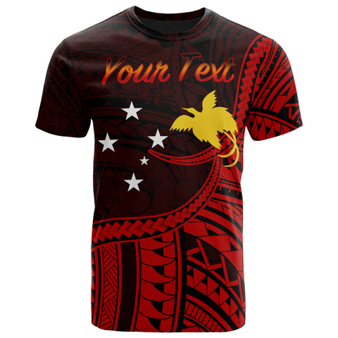 Image of Papua New Guinea T-Shirt - Polynesian Patterns