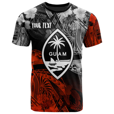 Image of Guam Polynesian Personalised T-Shirt - Vintage Polynesian Style