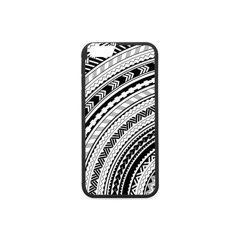 Polynesian 25 Rubber Phone Case Bn10