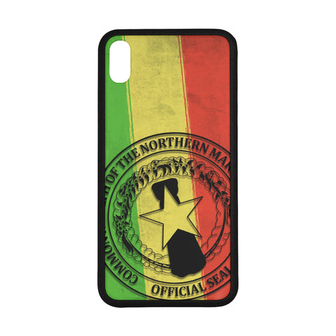 Image of Northern Mariana Islands Reggae Phone Case Bn10