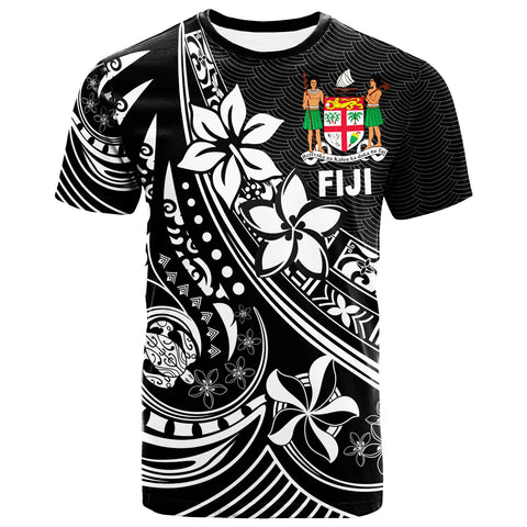 Fiji T-Shirt - The Flow Of The Ocean - BN20