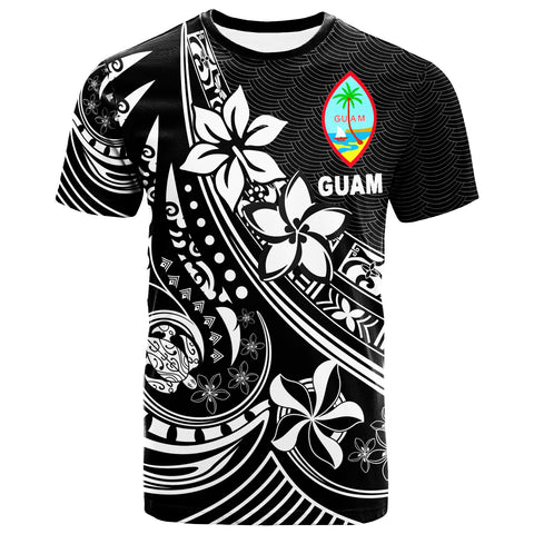 Guam  T-Shirt - The Flow Of The Ocean - BN20