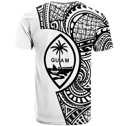 Image of Guam T-Shirt - Guam Go Fishing - BN20