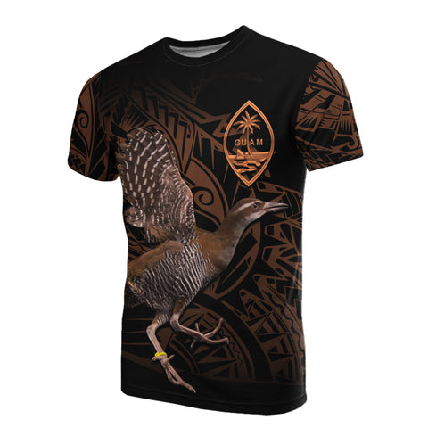 Image of Guam T-Shirt - Guam Rail