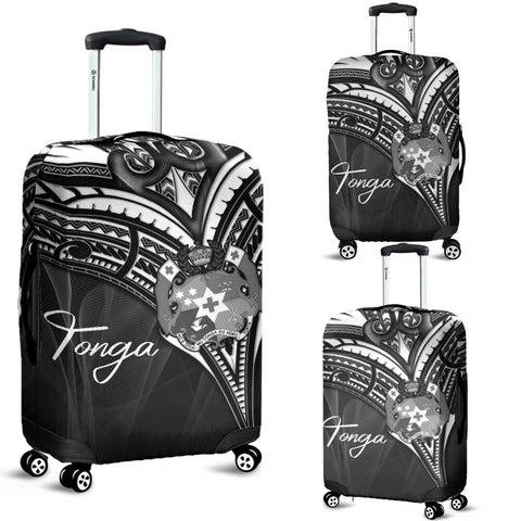 Image of Tonga Luggage Covers - Cross Style