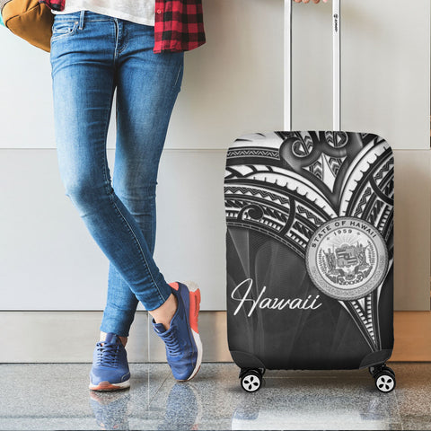 Image of Hawaii Luggage Covers - Cross Style