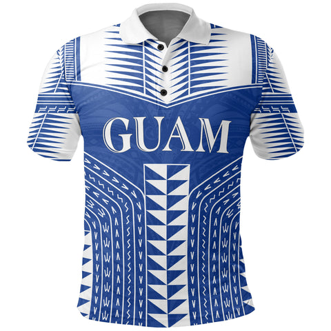 Image of Guam Polynesia Polo Shirt