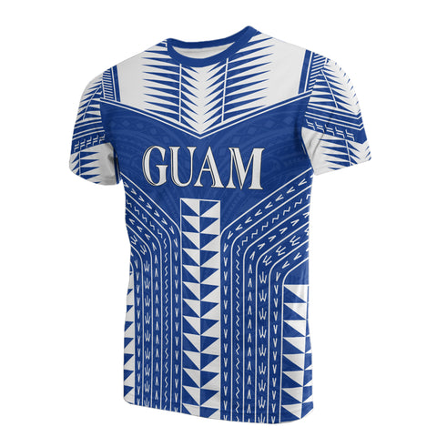 Image of Guam Polynesia All Over T-Shirt