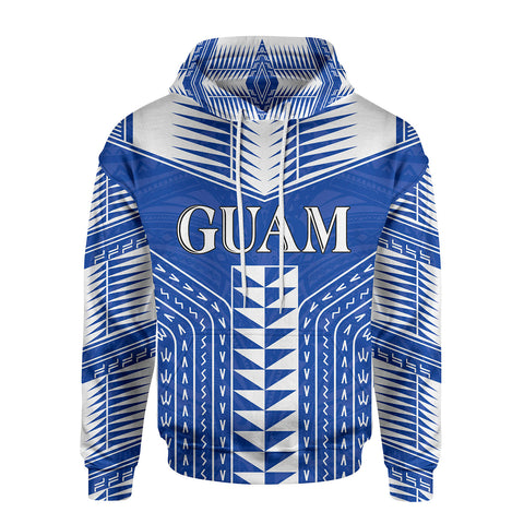 Guam Polynesia All Over Hoodie