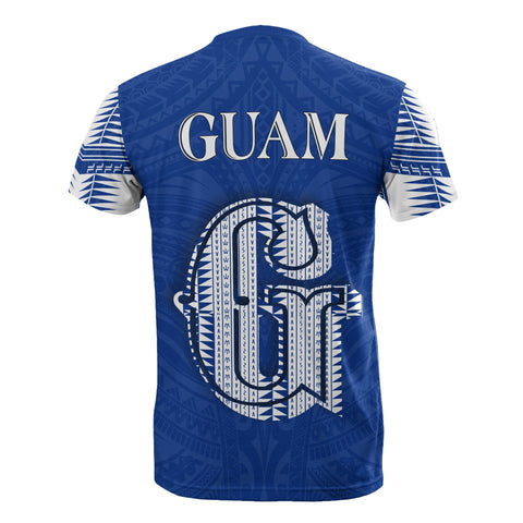 Guam Polynesia All Over T-Shirt - BN12