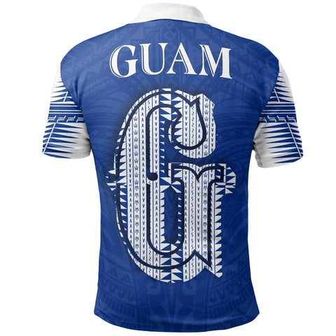 Image of Guam Polynesia Polo Shirt - BN12