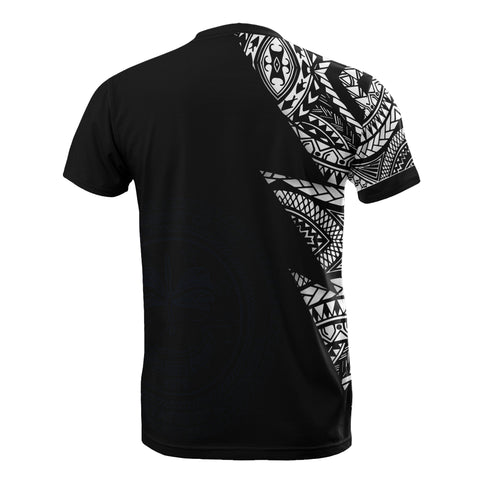 Micronesian Custom Personalised All Over T-Shirt - Micronesian Pattern - BN09