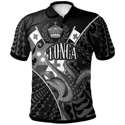 Image of tonga polo shirt