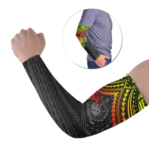 Image of Samoa Arm Sleeve (Set of Two) - Polynesian Turtle - BN15