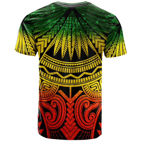 Image of Samoa T-Shirt - It's In My DNA Color Reggae - BN20