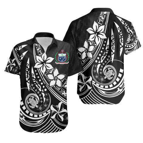 Samoa Shirt - The Flow OF Ocean - BN20