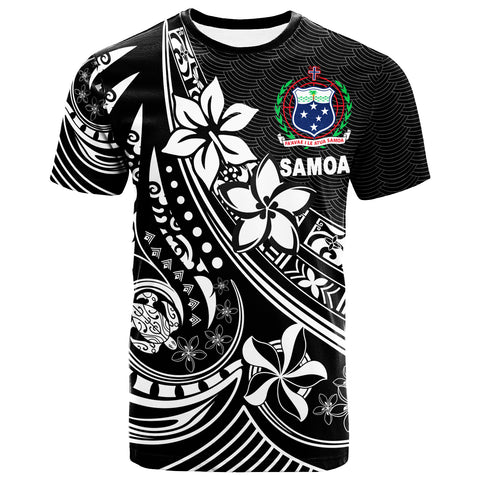Samoa T-Shirt - The Flow Of The Ocean - BN20
