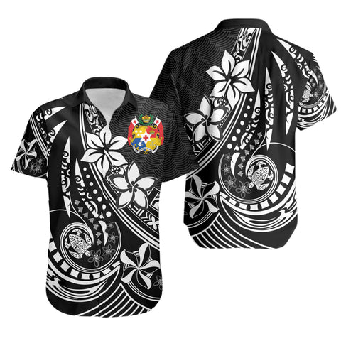 Tonga Shirt - The Flow OF Ocean - BN20