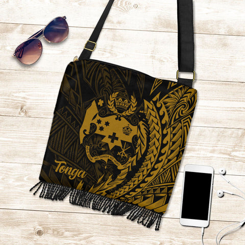 Image of Tonga Boho Handbag - Wings Style - BN01