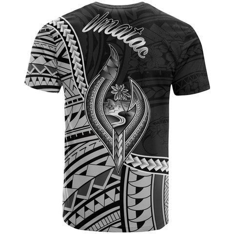 Image of Guam T-Shirt - Umatac Polynesian Patterns