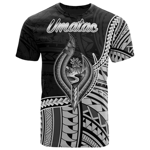 Guam T-Shirt - Umatac Polynesian Patterns