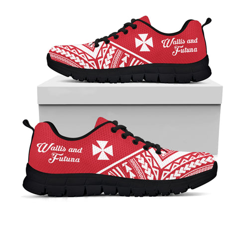Image of Wallis And Futuna Sneakers - Polynesian Shoes