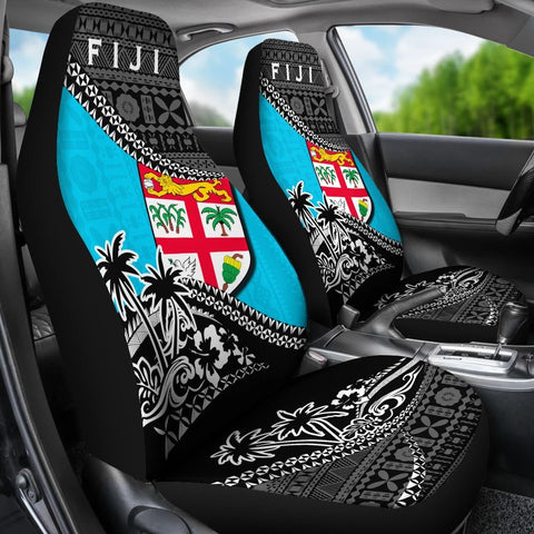 Fiji Car Seat Covers Fall In The Wave K9 1ST
