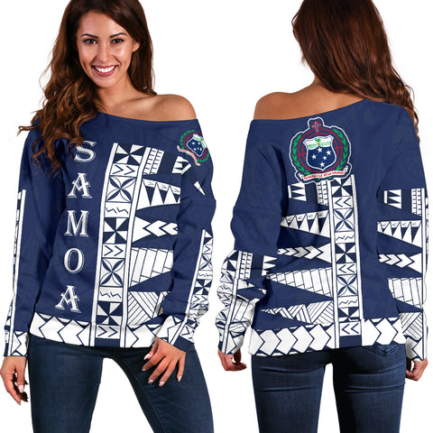 Image of Samoa Polynesian Women's Sweater
