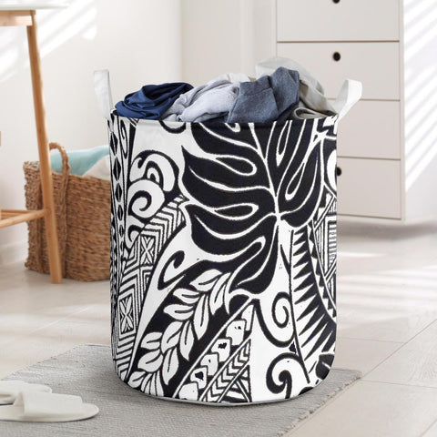 Polynesian Laundry Basket - Poly 53