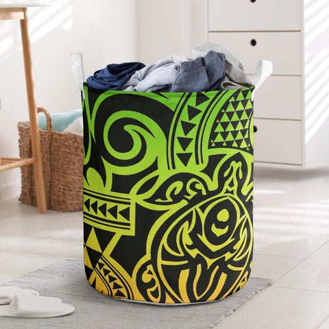 Polynesian Laundry Basket - Poly 52