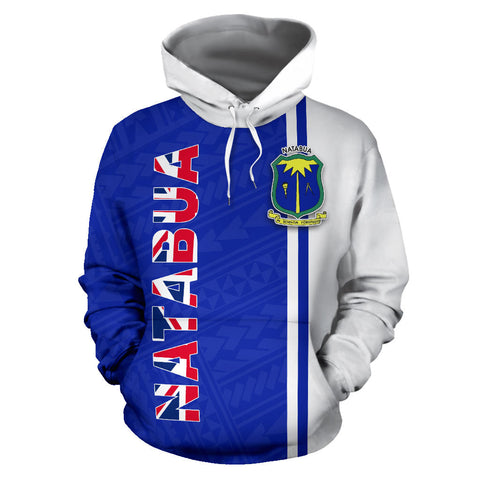 Image of Natabua All Over Hoodie - BN0412