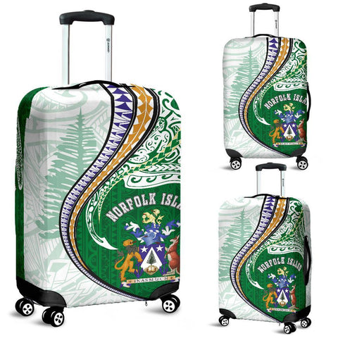 Image of Norfolk Island Luggage Covers Kanaloa Tatau Gen NF