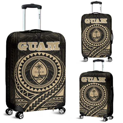 Guam Polynesian Luggage Cover A7 1ST