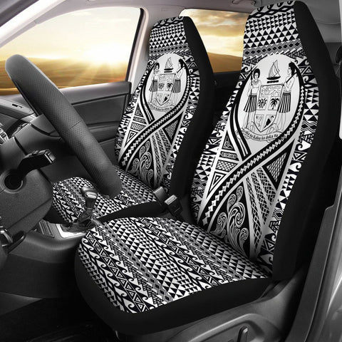 Fiji Car Seat Cover Lift Up Black