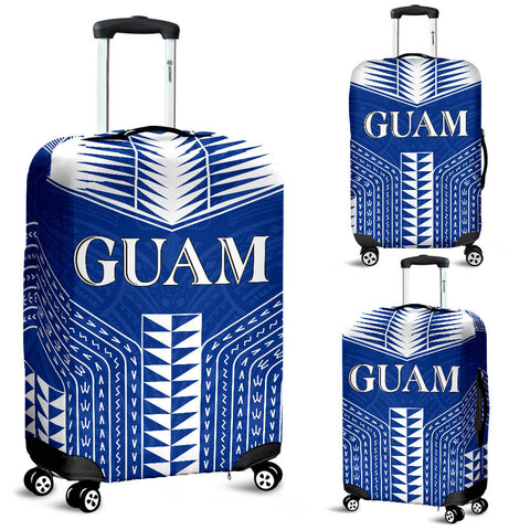 Guam Polynesia Luggage Covers