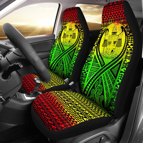 Fiji Car Seat Cover Lift Up Reggae