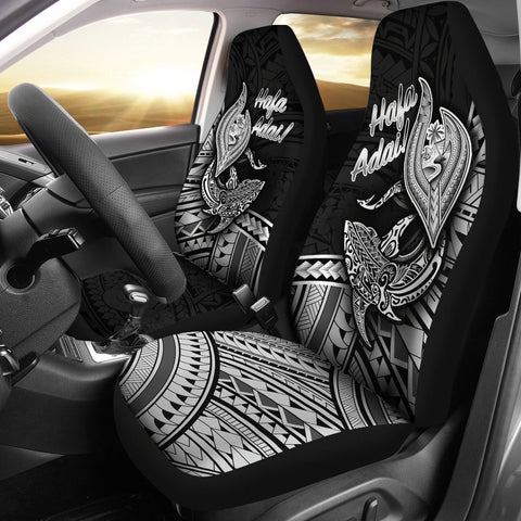 Guam Car Seat Covers - Hafa Adai Polynesian Patterns - BN01